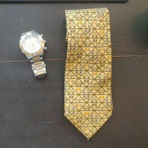 Limited Edition Salvatore Ferragamo Silk Tie